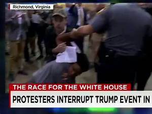 Apparent fight at Donald Trump rally - Business Insider