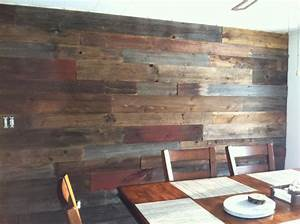 out of the ordinary reclaimed wood projects restaurant With barn wood plank walls