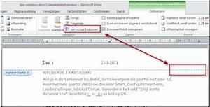 Word Datum Automatisch Berechnen : kop en voetteksten ~ Themetempest.com Abrechnung