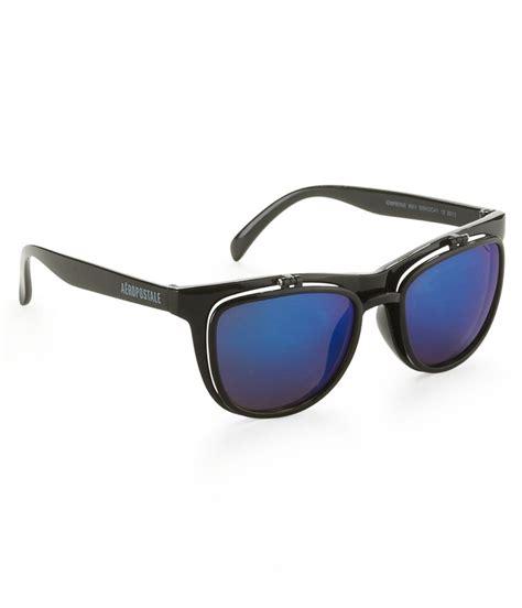 aeropostale unisex convertible flip  oval frame sport sunglasses