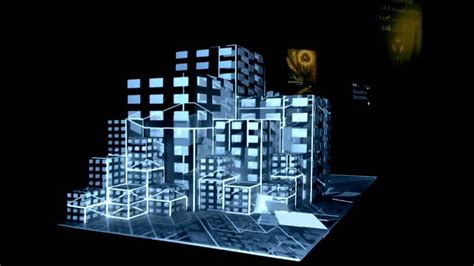 projection mapping   cubes  paris youtube