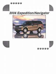 Ford Expedition  Lincoln Navigator 2004 Factory Service