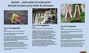 Designing a Travel Brochure - indospired