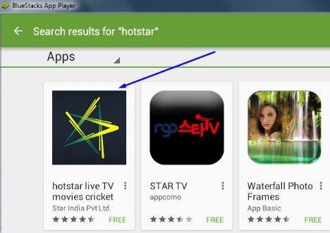 hotstar for pc app on windows 8 1 8 7 phones laptop