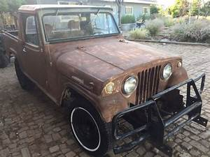 1968 Jeepster Commando Roadster For Sale