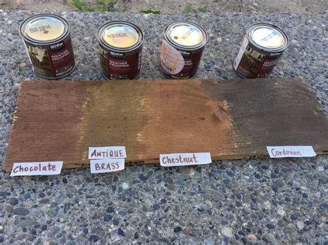Clove Brown Deck Stain