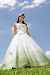 emerald green wedding dress obniiiscom wedding dress ideas With green wedding dresses