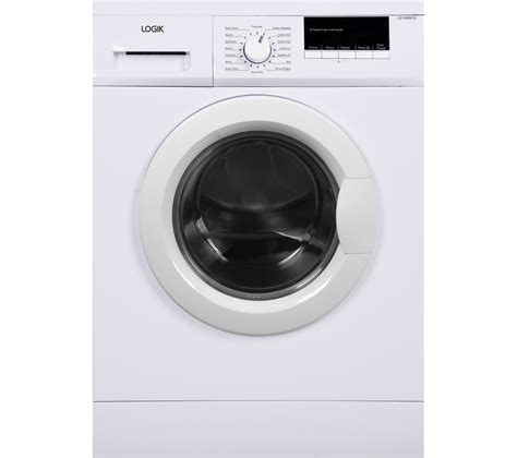 Buy Logik L814wm16 Washing Machine  White  Free Delivery