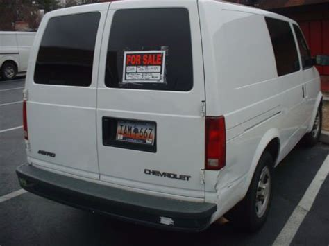 find   chevy astro work van  columbia south