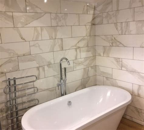 piano white marble glazed bathroom wall tiles  tiles  mosaics