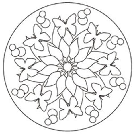 mandalas für kinder zum ausdrucken mandala vorlagen basteln gestalten