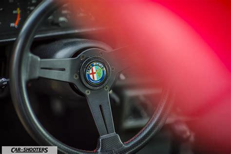 Volante Alfa 75 alfa romeo 75 spark serie numerata