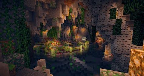 beautiful cave minecraft architecture minecraft