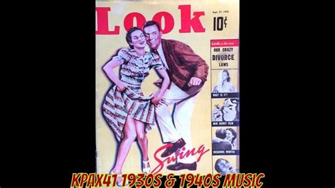 Smaller combos from the same era was also performed in a similar style. The Unforgettable Hot Sound Of 1930s Swing Big Band Music @KPAX41 - YouTube