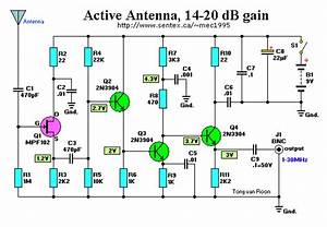 Active Antenna To Pull In Those Hard To Get Signals  1
