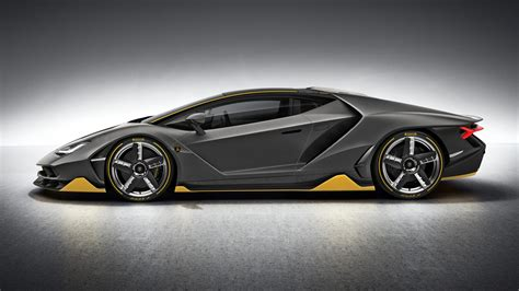 Lamborghini Centenario Side View, Hd Cars, 4k Wallpapers