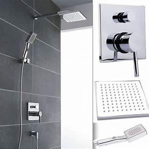 Dusche Komplett Set : w68 regendusche komplett set regenbrause unterputz tropenschauer dusch armatur home in 2019 ~ A.2002-acura-tl-radio.info Haus und Dekorationen