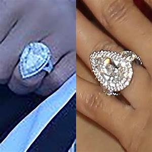 paris hilton and cardi b have the same engagement rings With is the engagement ring and wedding ring the same