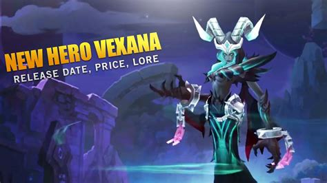 New Hero Vexana Price, Release Date, And