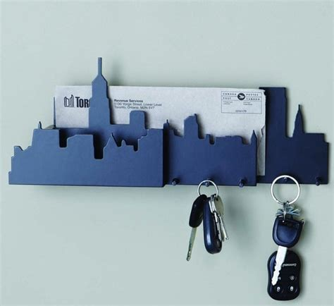key rack for wall 12 cool and creative key holders designs