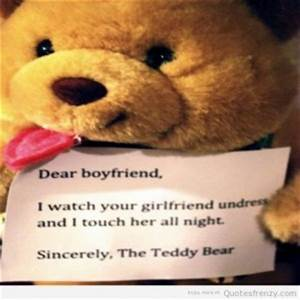 Teddy Quotes. Q... Cute Bear Quotes