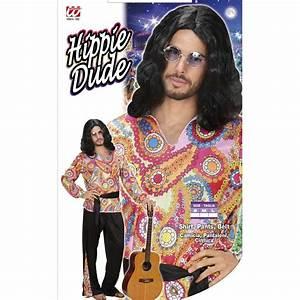 70 Er Jahre Outfit : hippie outfit herren 70er jahre kost m hippiekost m hemd hose g rtel bunte hippiehose 70s flower ~ Frokenaadalensverden.com Haus und Dekorationen