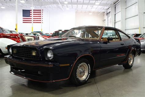 1978 Mustang King Cobra For Sale by Midnight Blue 1978 Ford Mustang For Sale Mcg Marketplace