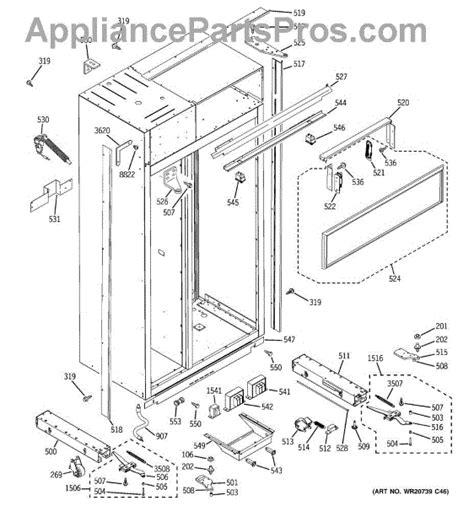 parts  ge zispdxbss case parts appliancepartsproscom