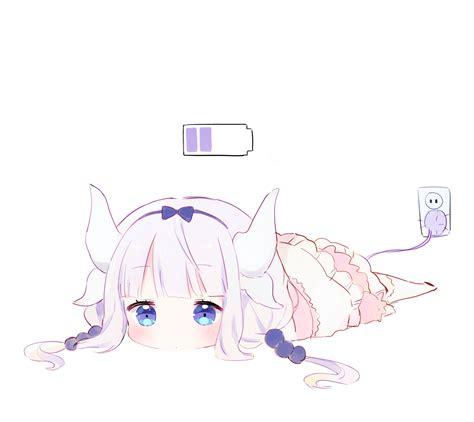 Tags Anime Pixiv Id 37798229 Kobayashi San Chi No Kanna Kamui Kobayashi San Chi No Image
