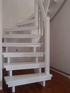 Treppenrenovierung Offene Treppe : die besten 17 ideen zu treppe renovieren auf pinterest ~ Articles-book.com Haus und Dekorationen