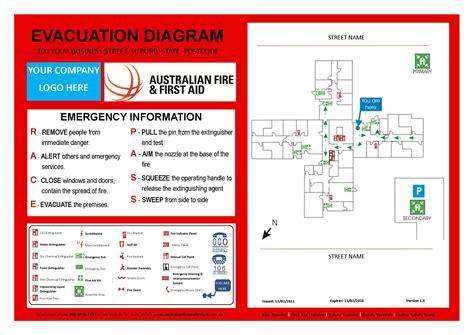 evacuation plan template evacuation plan template australia templates resume exles 4myvzpxyqj