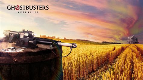 wallpaper ghostbusters afterlife poster  movies
