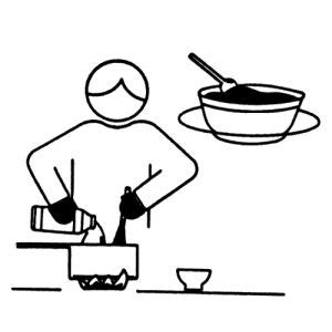 pictogramme cuisine 63 best pictogrammes images on pictogram autism and billboard