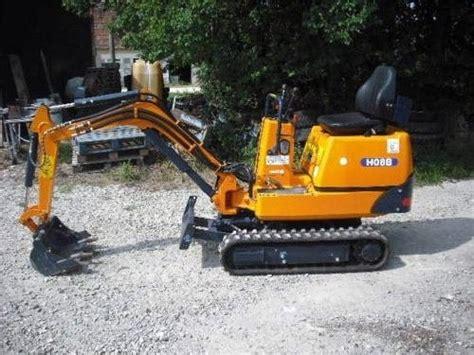 bureau de chantier occasion troc echange mini pelle hanix diesel 800kg neuve kubota
