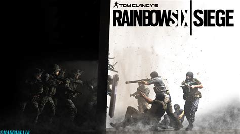 siege in rainbow six siege background free hd