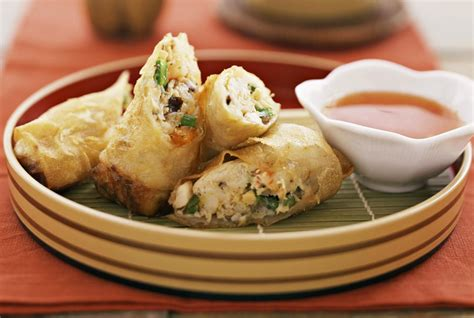 thai appetizers springtime appetizers top 5 thai spring roll recipes