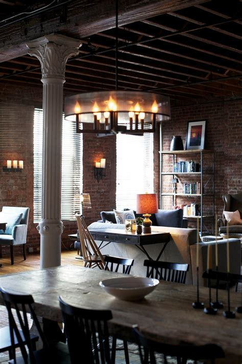Loft Industrial Style by All About Loft Architecture Hgtv