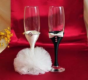 wedding glasses wedding flutes for bride and groom mr and mrs With decorating wedding glasses for bride and groom