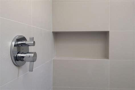 Bathroom Niche Sizes by Minimalism Modern Bath Details Myd Blog Moss Yaw