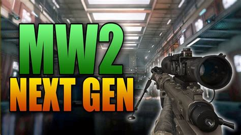 mw remastered   generation consoles ps xbox