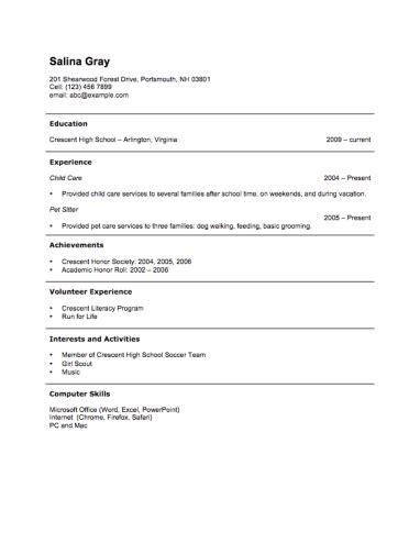 15040 basic college student resume basic student resume best resume collection
