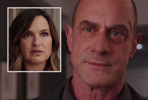 Law & Order: Organized Crime's Stabler Tells Benson He ...