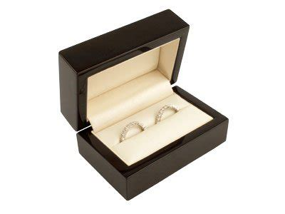 black wooden ring box ring boxes at elma uk jewellery