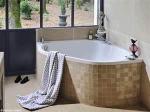 Habillage De Baignoire : comment habiller une baignoire bricobistro ~ Premium-room.com Idées de Décoration