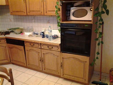 renover cuisine chene rénover une cuisine comment repeindre une cuisine en