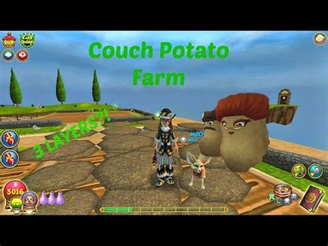 [full Download] Wizard101 How To Get Couch Potatoes