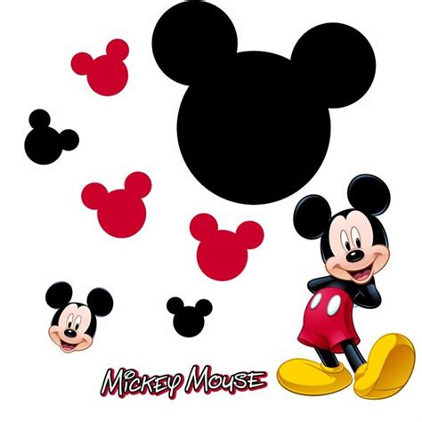 mickey mouse wallpaper border impremedia