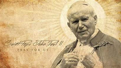 John Paul Ii Pope Wallpapers Saint