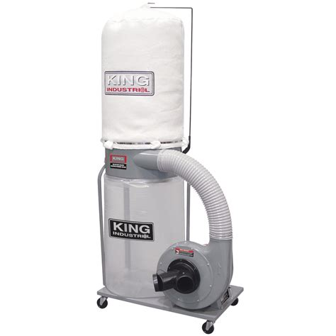 dust collector  volt king canada power tools