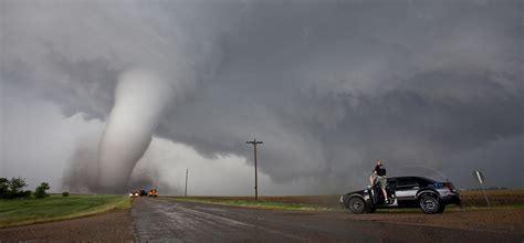 Spring 2017 seasonal tornado outlook - U.S. Tornadoes